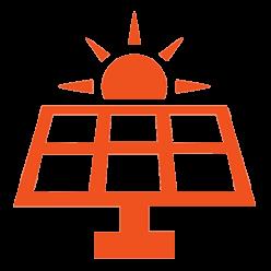 solar-panel-orange